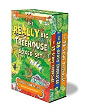The REALLY Big Treehouse Boxed Set: (The…