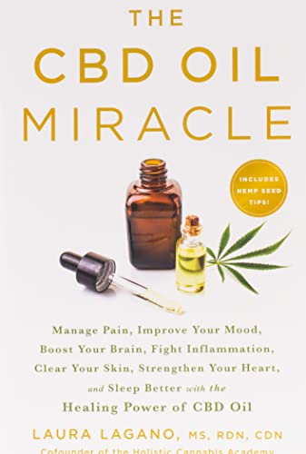 CBD Oil Miracle by Laura Lagano