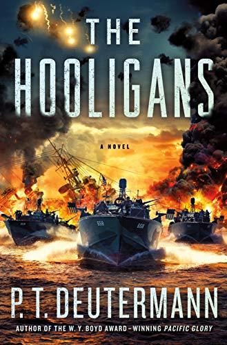 The Hooligans by P.T. Deutermann