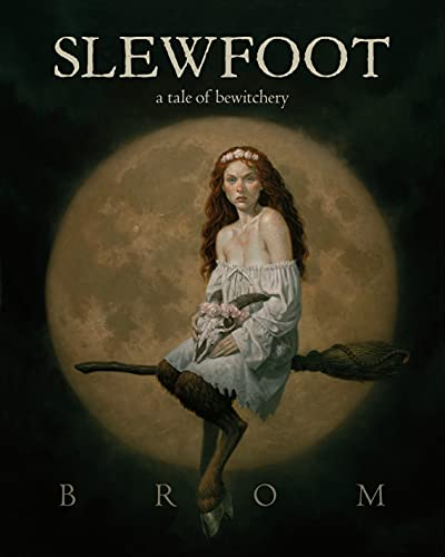 Cover: Slewfoot by Brom