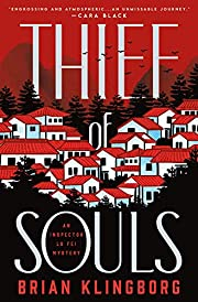 Thief of Souls: An Inspector Lu Fei Mystery…