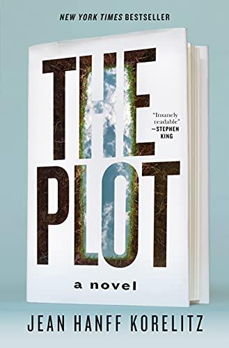 The plot / by Korelitz, Jean Hanff,