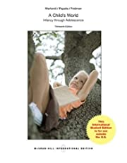 A Child's World: Infancy Through Adolescence…