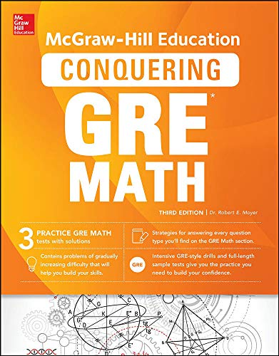 PDF] McGraw-Hill Education Conquering GRE Math, Third