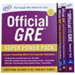Official GRE Super Power Pack 2/E (Test Prep)