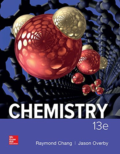 Loose Leaf for Chemistry, Chang, Raymond; Overby, Jason