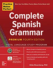 Practice Makes Perfect: Complete Spanish…