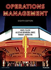 operation Management ( Eight edition ) –…