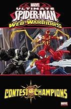 Marvel Universe Ultimate Spider-Man: Contest…