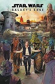 Star Wars: Galaxy's Edge de Will Sliney