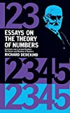Essays on the Theory of Numbers