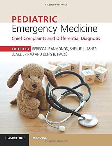 Pediatric Emergency Medicine Chief Complaints and Differential Diagnosis