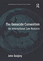 The genocide convention : an international…