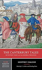 The Canterbury Tales: Seventeen Tales and…