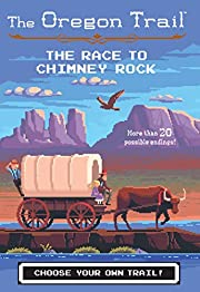 The Race to Chimney Rock (1) (The Oregon…