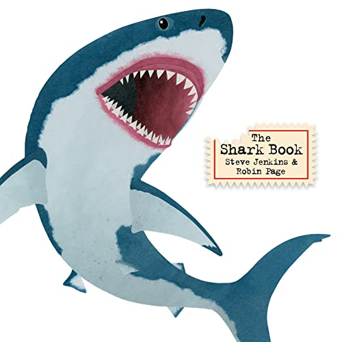 The Shark Book by Steve Jenkins