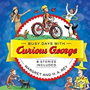 Busy Days with Curious George de H. A. Rey