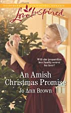 An Amish Christmas Promise (Green Mountain…