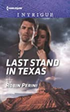 Last Stand in Texas (Harlequin Intrigue…