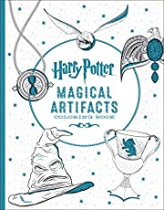 Harry Potter Magical Artifacts Coloring Book…