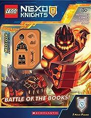 Battle of the Books! (LEGO NEXO KNIGHTS:…