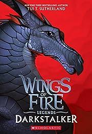 Darkstalker (Wings of Fire: Legends) av Tui…