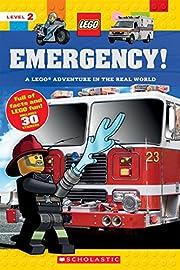 Emergency! (LEGO Nonfiction): A LEGO…