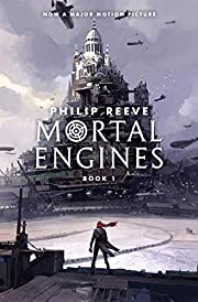 Mortal Engines – tekijä: Philip Reeve