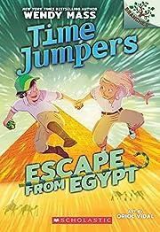 Escape from Egypt! av Wendy Mass