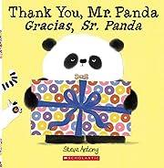 Thank You, Mr. Panda / Gracias, Sr. Panda…