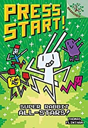 Super Rabbit All-Stars!: A Branches Book…
