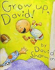 Grow Up, David! (David Books) de David…