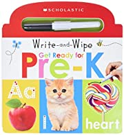 Write and Wipe Get Ready for Pre-K:…