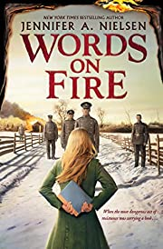 Words on Fire av Jennifer A. Nielsen