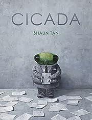Cicada de Shaun Tan