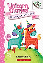 Bo's Magical New Friend: A Branches Book…