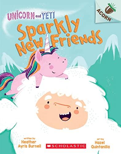 Unicorn and Yeti #1 by Heather Ayris Burnell