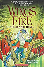 The Hidden Kingdom (Wings of Fire Graphic…