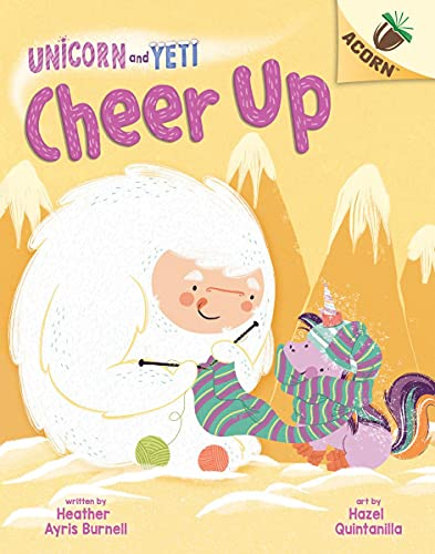 Cheer Up by Heather Ayris Burnell