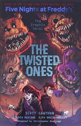 Twisted Ones: the Graphic Novel by Cawthorn