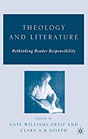 Theology and Literature: Rethinking Reader…