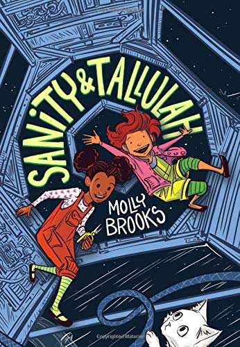Sanity and Tallulah by Molly Brooks