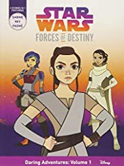Star Wars Forces of Destiny Daring…