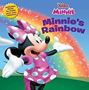 Minnie Minnie's Rainbow de Disney Books