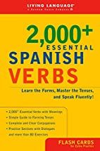 2000 Essential Spanish Verbs: Learn the…