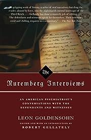 The Nuremberg Interviews av Leon Goldensohne