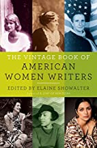 The Vintage Book of American Women Writers…