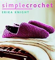 Simple Crochet di Erika Knight