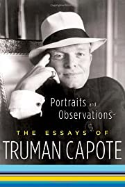 Portraits and Observations: The Essays of…