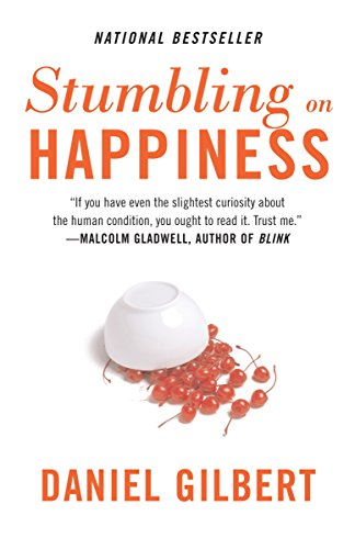 Stumbling on Happiness, by Gilbert, D.